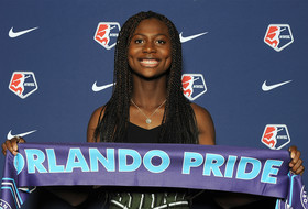 Kim Drafted By Orlando Pride