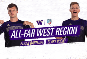 Bartlow and Bodily Named First Team All-Far West Region