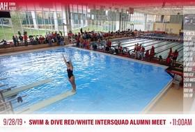 Utah Swim and Dive Holds Annual Alumni Meet