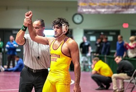 10 From @ASUWrestling Place, Three Win Championships at Journeymen Collegiate Classic