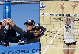 Klecker And Ewert Named CU Athletes Of The Week, Presented By Arrow