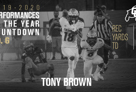 Top Performances Countdown: Brown's Huge Game Takes Down No. 24 ASU