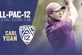 Yuan Earns Second-Team All-Pac-12 Honors