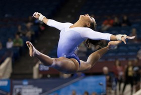 UCLA Gymnastics Ranked No. 4 in Preseason Poll