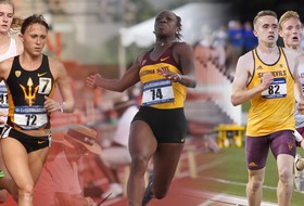 Sun Devils Have Summer of Success at National, International Competitions
