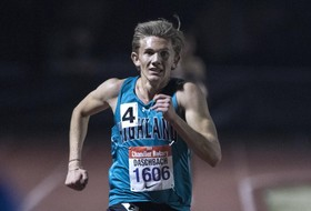 Incoming Husky Daschbach Joins Sub-Four Mile Club