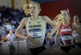 Clark, Klecker Win Conference 5K Titles