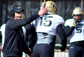 Eliot Believes Overall Acclimation For Buffs' 'D' Is Going Smoothly
