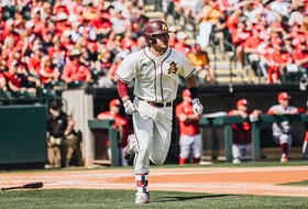 Sun Devil Baseball Hits the Road For First Time This Season