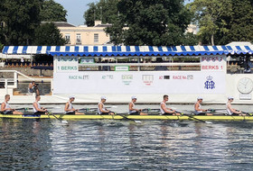 Three Husky Crews Move On To Semifinals At Henley