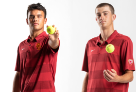 Frye And Jackson Score Doubles Title At SoCal Intercollegiates