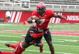 Utes Make Progress in Tuesday's Scrimmage