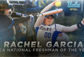 Rachel Garcia Named NFCA Freshman of the Year
