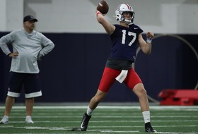Spring Report: Cats Open Practice with Focus on QBs