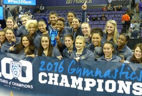 UCLA Voted Preseason Pac-12 Gymnastics Favorite