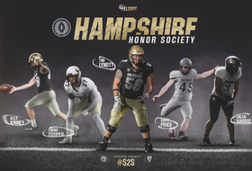 Five Buffs Named To NFF Hampshire Society