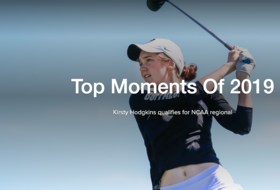 Hodgkins Qualifies For Third NCAA Regional - Top Moments Of 2019