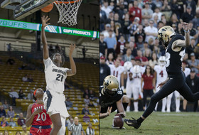 Hollingshed And Price Named CU Athletes Of The Week, Presented By Arrow
