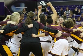 No. 23 Sun Devil WBB Travels to Tucson for Round One of Territorial Cup® Series Games
