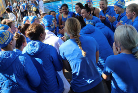 No. 24 Bruins Set for 2020 Pac-12 Championships