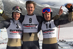 Buffs Qualify Full Squad For 2017 NCAA Skiing Championships