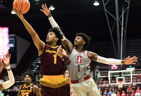 No. 16 @SunDevilHoops Can't Complete Comeback, Falls At Stanford 86-77