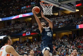White Named Finalist For U.S. Olympic Men's Basketball Team