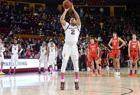 Season High from Rob Edwards Helps @@SunDevilHoops Beat Utah 83-64