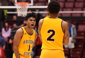 @SunDevilHoops Defeats Stanford for Fourth Straight Win