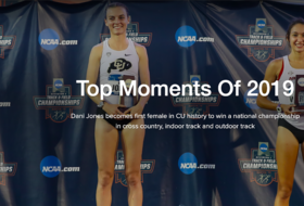 Jones Wins 5K National Championship - Top Moments Of 2019