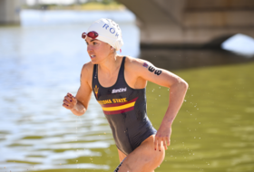Triathlon's Gorczyca Nominated for NCAA Woman of the Year