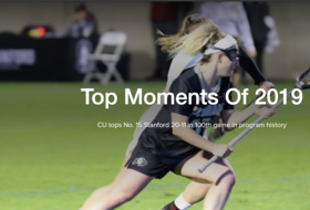 Lacrosse Wins 100th Game In Program History Over No. 15 Stanford - Top Moments Of 2019
