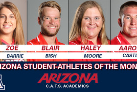 March Student-Athletes of the Month Announced