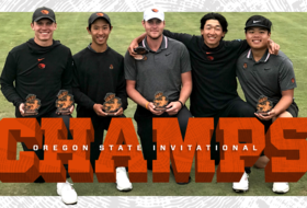 Beavers Win Home Tourney In Dominating Fashion