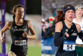 Hurta and Benner Named Google Cloud Second Team All-Americans