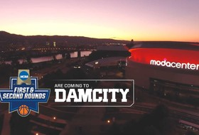 NCAA Men's Tournament Coming To #DamCity