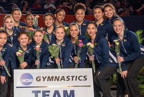 UCLA Wins NCAA Champaign Regional