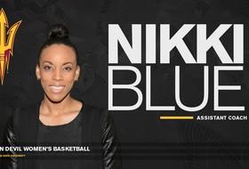 Nikki Blue Named @SunDevilWBB Assistant Coach