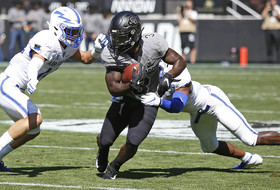 Buffs Fall To Air Force In Overtime