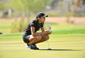 @SunDevilWGolf in Second After Round One of PING/ASU Invitational