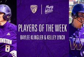 Klingler, Lynch Earn Pac-12 Weekly Honors