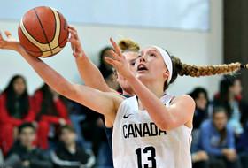 UCLA Signee Masikewich Lands Spot on Canadian FIBA U19 Team