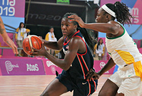 Onyenwere to Train With USA Basketball Women's National Team Ahead of FIBA AmeriCup
