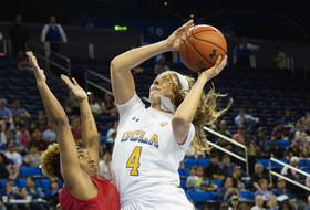 No. 11 UCLA Breezes Past LMU, 74-52