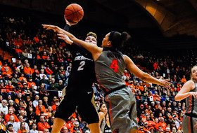 Buffs Overpowered By No. 11 Beavers, 81-57