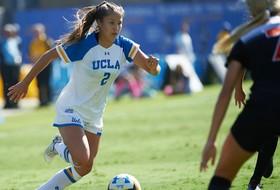 Sanchez Selected UCLA/Muscle Milk Student-Athlete of Week