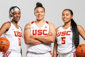 USC Women Close Out Regular Season At Galen Center
