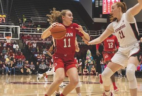 Women's Basketball Falls At No. 6 Stanford, 82-49