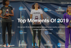 CU's Cross Country And Track Program Earns 25 All-America Awards - Top Moments Of 2019