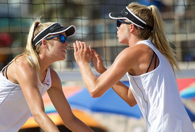 Audrey and Nicole Nourse Named AVCA High School Beach All-Americans